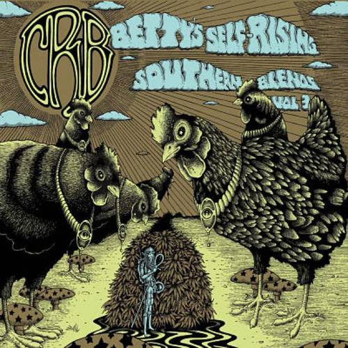 Betty's Self-Rising Southern Blends Vol. 3 [2CD]