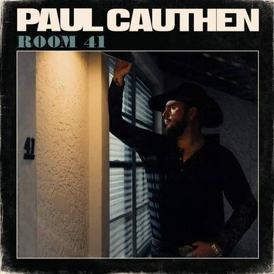Paul Cauthen - Room 41 [Clear LP]