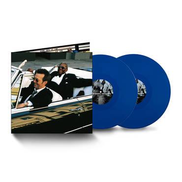 Riding With The King: 20th Anniversary Edition [Indie Exclusive Limited Edition Blue 2LP]