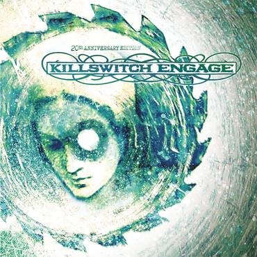 Killswitch Engage: 20th Anniversary Edition [Coke Bottle Clear w/ Olive Green Split LP]