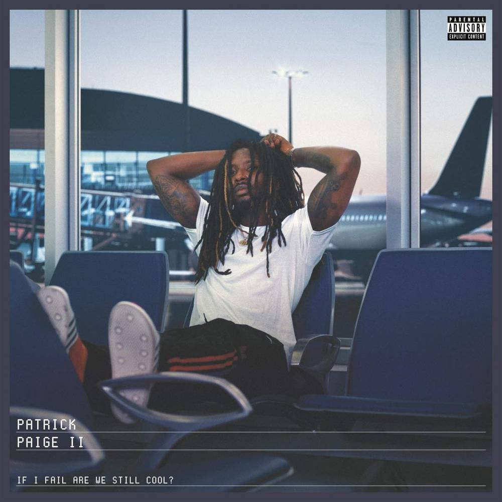 Patrick Page II - If I Fail Are We Still Cool? [LP]