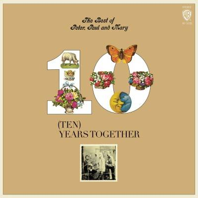 Peter, Paul & Mary - The Best Of (50th Anniversary Edition) [LP Summer Of Love Exclusive]