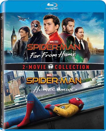 Spider-Man: Far from Home / Spider-Man: Homecoming - Set