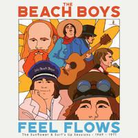 The Beach Boys - Feel Flows: The Sunflower & Surf's Up Sessions 1969-1971 [4LP]