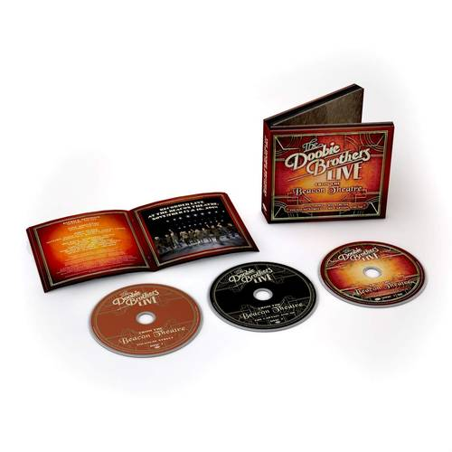 Live From The Beacon Theatre [2CD/1DVD]