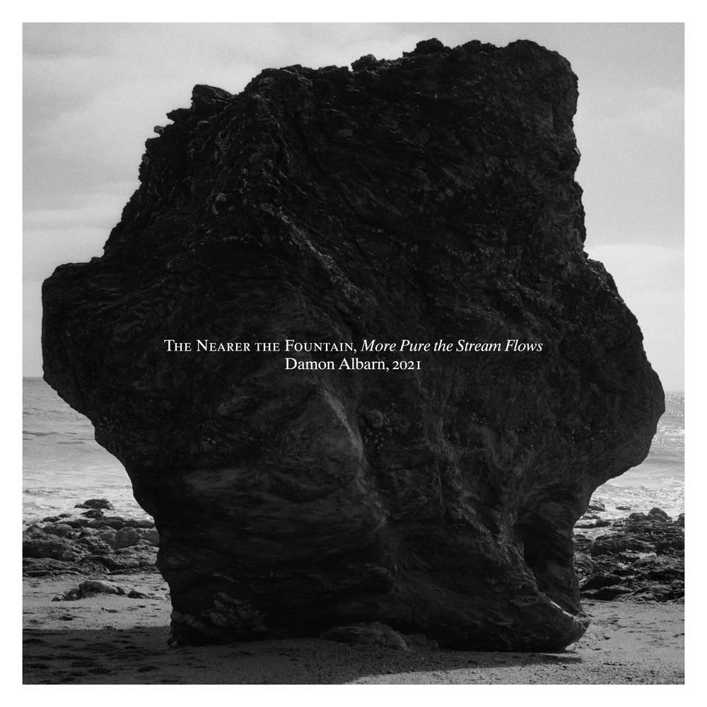 Damon Albarn - The Nearer the Fountain, More Pure the Stream Flows [Cassette]