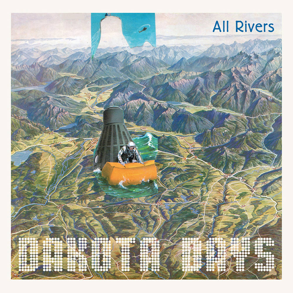 Dakota Days - All Rivers [LP]