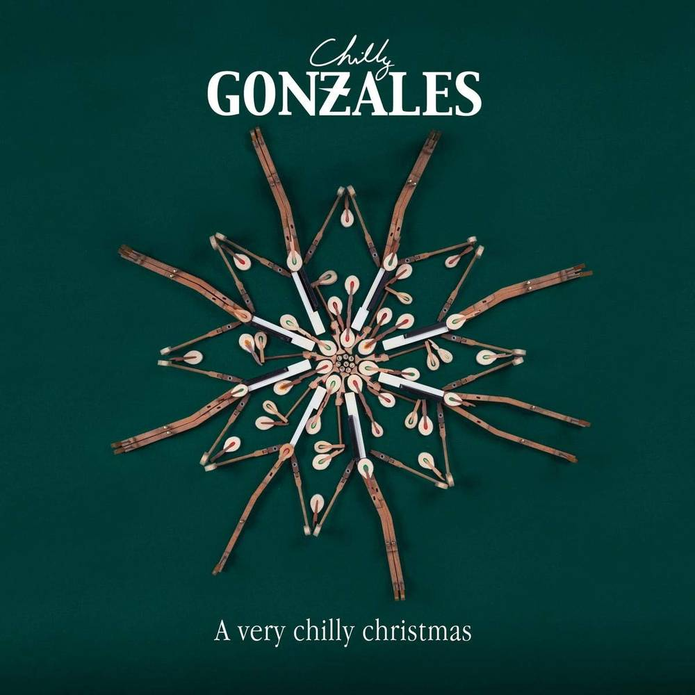 Chilly Gonzales - A Very Chilly Christmas [LP]