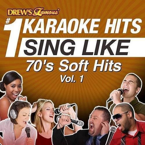 The Karaoke Crew - Drew's Famous #1 Karaoke Hits: Sing Like 70's
