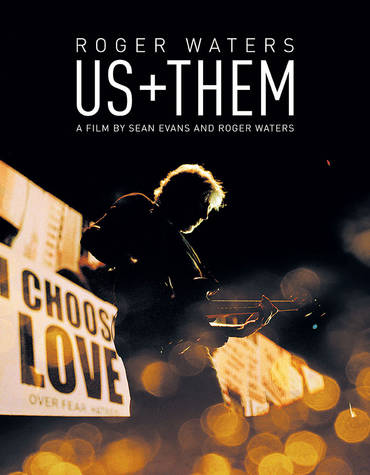 Us + Them [DVD]