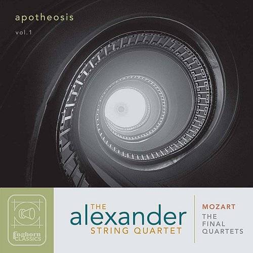 Apotheosis, Vol. 1: The Final Quartets Of Mozart