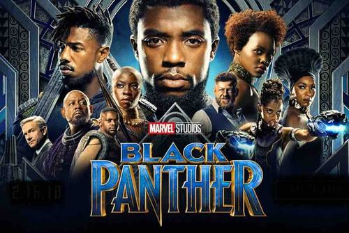 Black Panther [Movie]