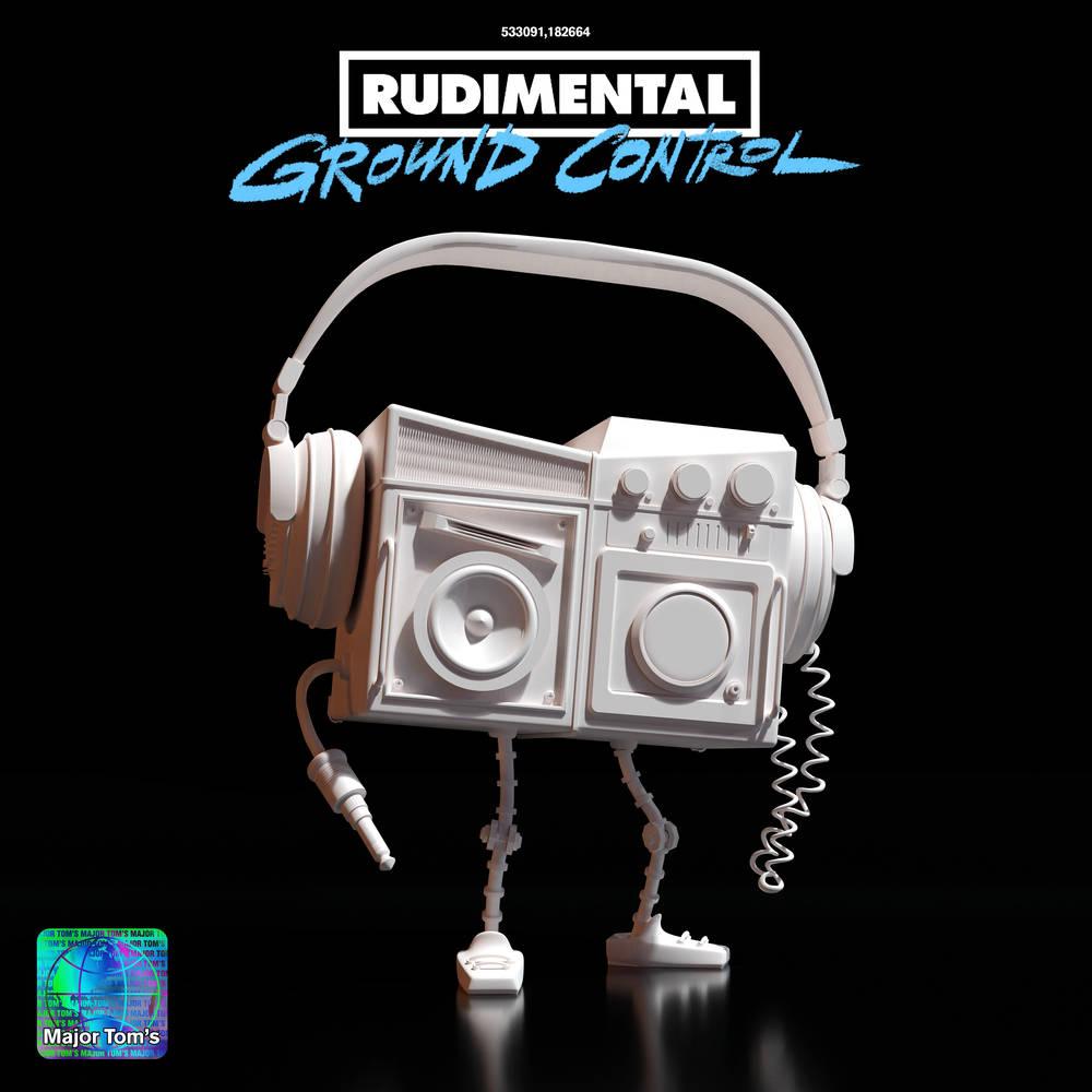 Rudimental - Ground Control [Transparent Green 2LP]