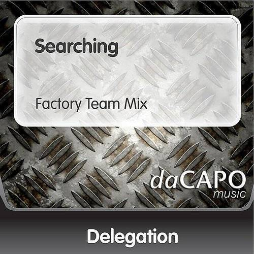 Searching (Factory Team Mix) (Feat. Ricky Bailey)