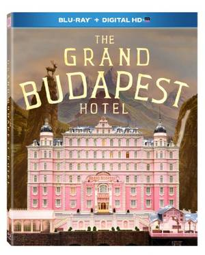 The Grand Budapest Hotel [Movie]