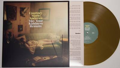 Courtney Marie Andrews - May Your Kindness Remain [Indie Exclusive Limited Edition Gold LP]