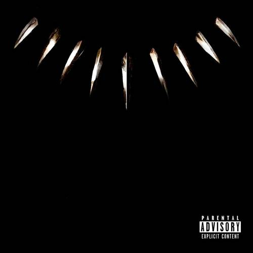 Black Panther The Album Music From And Inspired By [2LP]