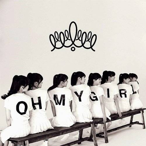 Oh My Girl (Japan 2nd Album) (Asia)