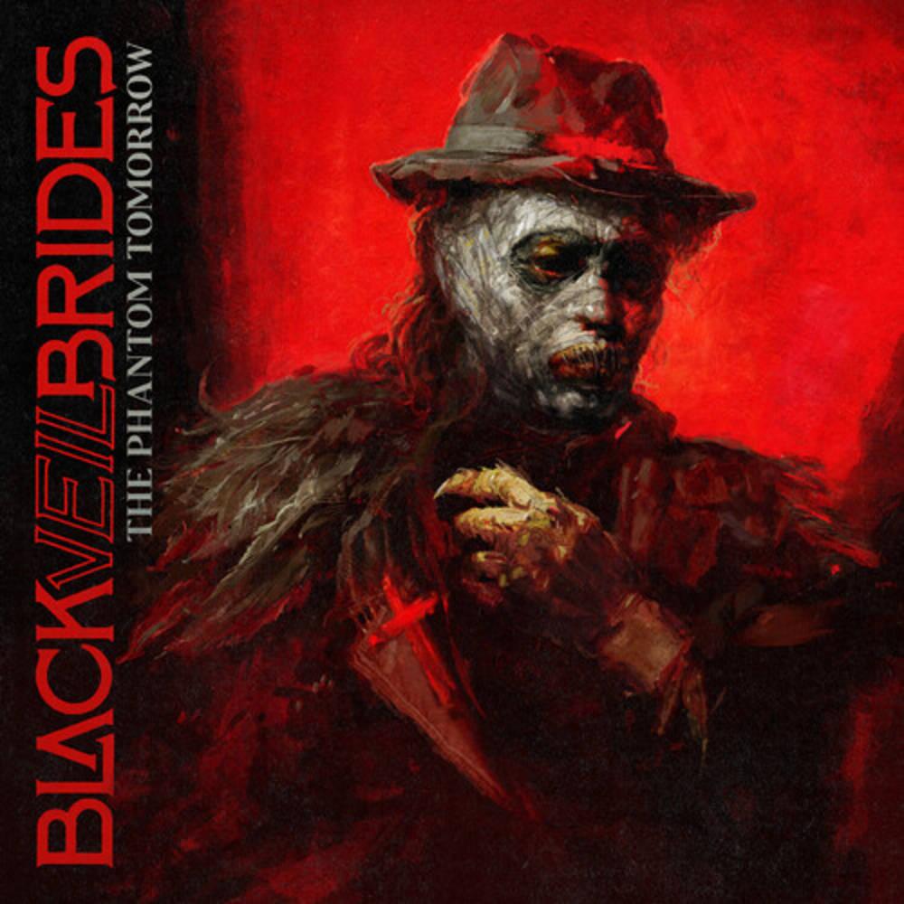 Black Veil Brides - The Phantom Tomorrow [Moonphase Transparent Red & Black LP]