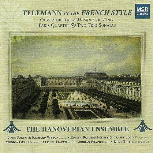 Telemann In The French Style