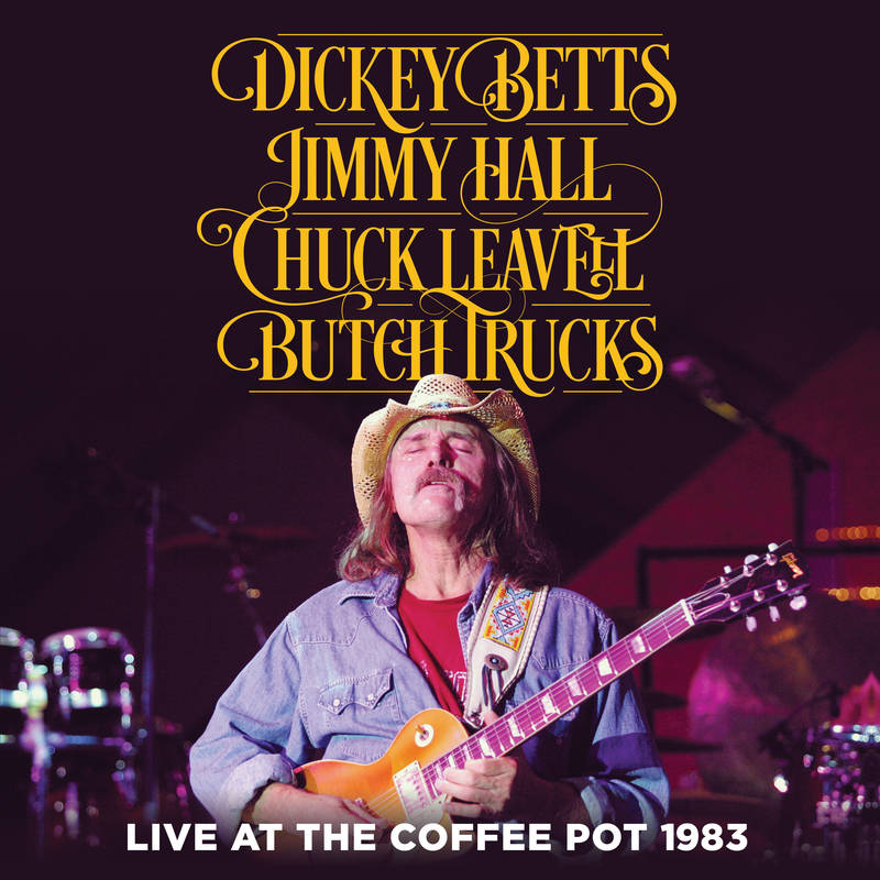 Betts, Hall, Leavell and Trucks Live at the Coffee Pot 1983