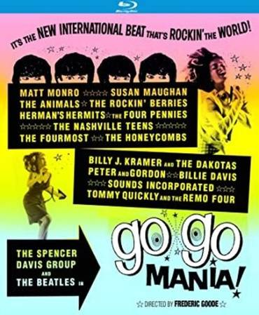 Go Go Mania (aka Pop Gear) (1965)