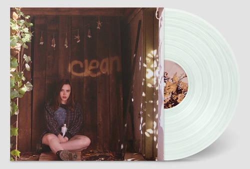 Clean [Indie Exclusive Limited Edition Ultra Clear LP]