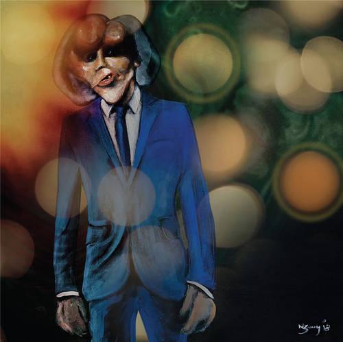 Matt Berry - The Blue Elephant [LP]