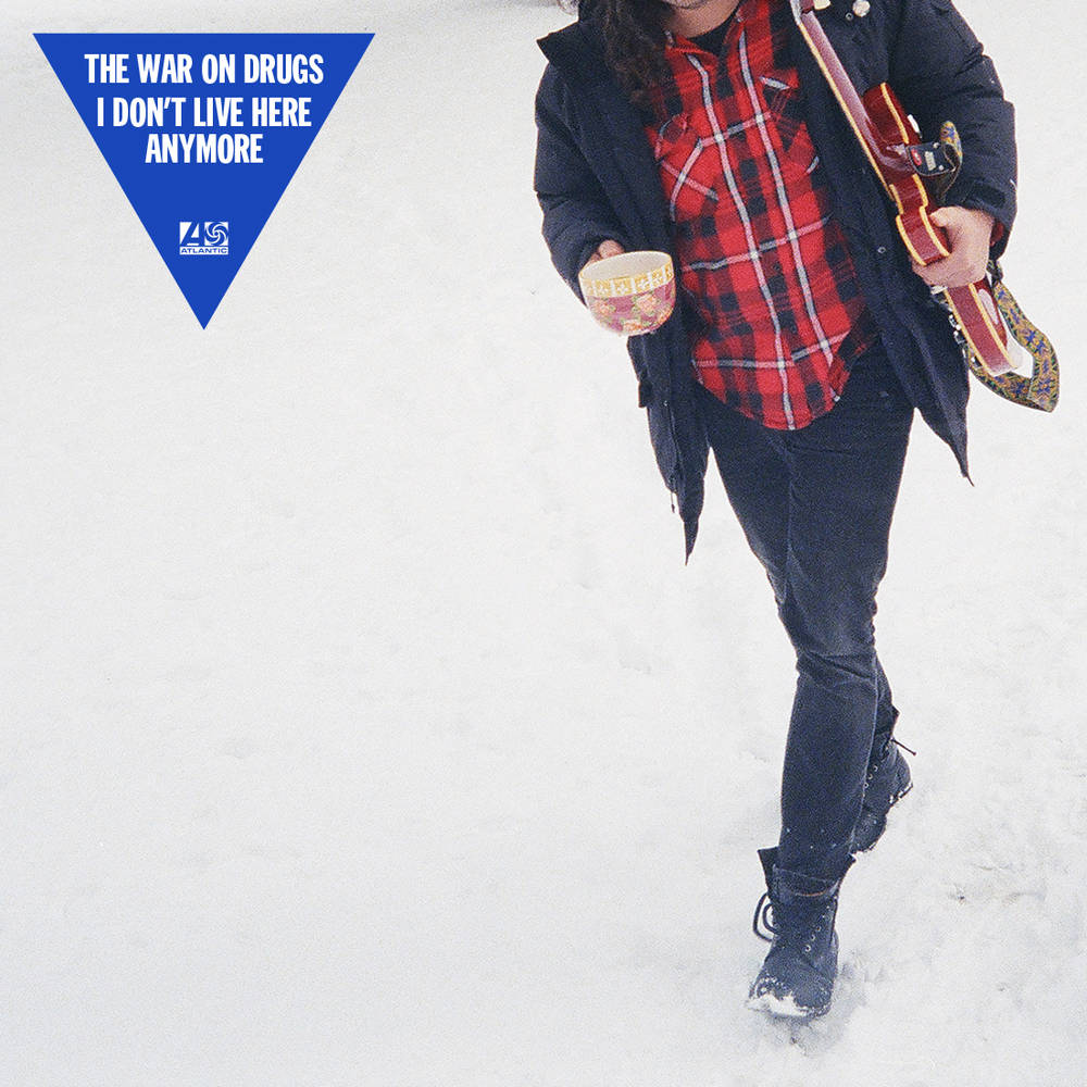 The War On Drugs - I Don't Live Here Anymore [Indie Exclusive Limited Edition Translucent Blue 2LP]