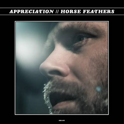 Horse Feathers - Appreciation [Indie Exclusive Limited Edition White/Black Swirl LP]