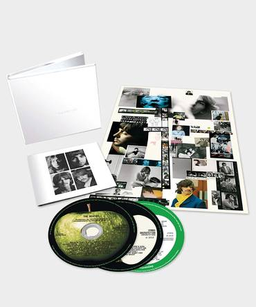The Beatles (The White Album): Anniversary Edition [Deluxe 3CD]