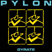 Pylon - Gyrate [Indie Exclusive Limited Edition Opaque Teal LP]