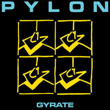 Gyrate [Indie Exclusive Limited Edition Opaque Teal LP]