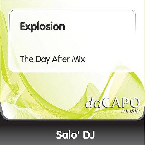 Explosion (The Day After Mix)