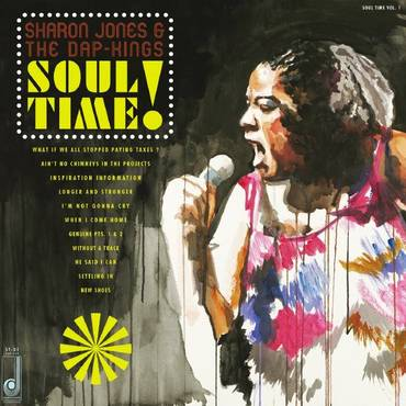 Soul Time! [Limited Edition Vinyl]
