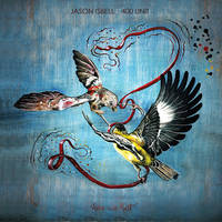 Jason Isbell & The 400 Unit - Here We Rest [Indie Exclusive Limited Edition Translucent Blue LP]