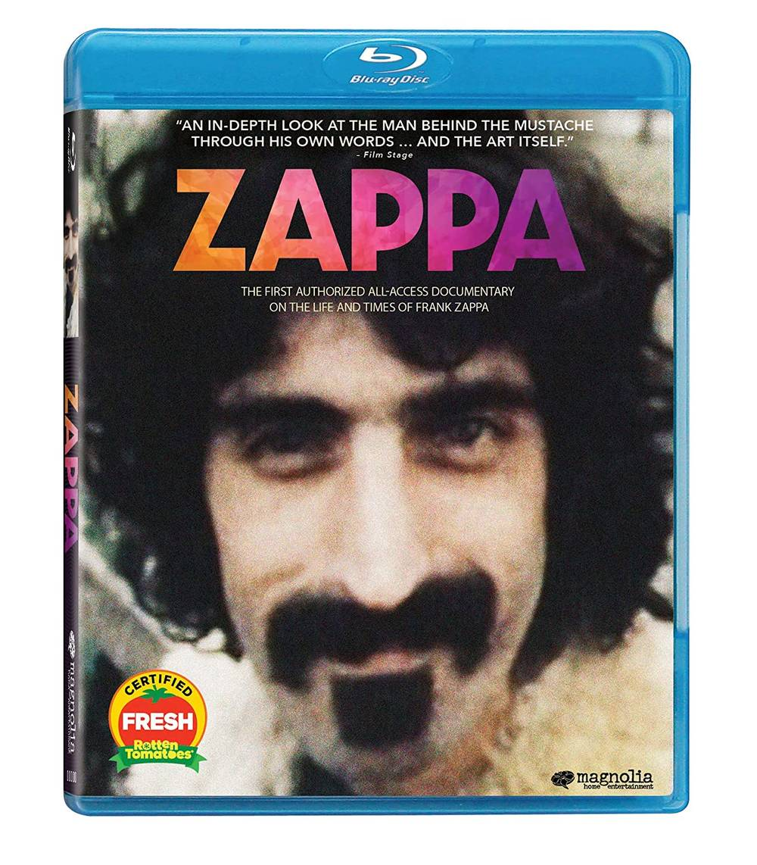 Frank Zappa - Zappa [Blu-ray]