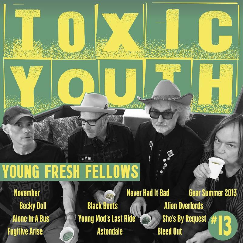 RSD 2020, nuovo album per i Young Fresh Fellows 2 - fanzine