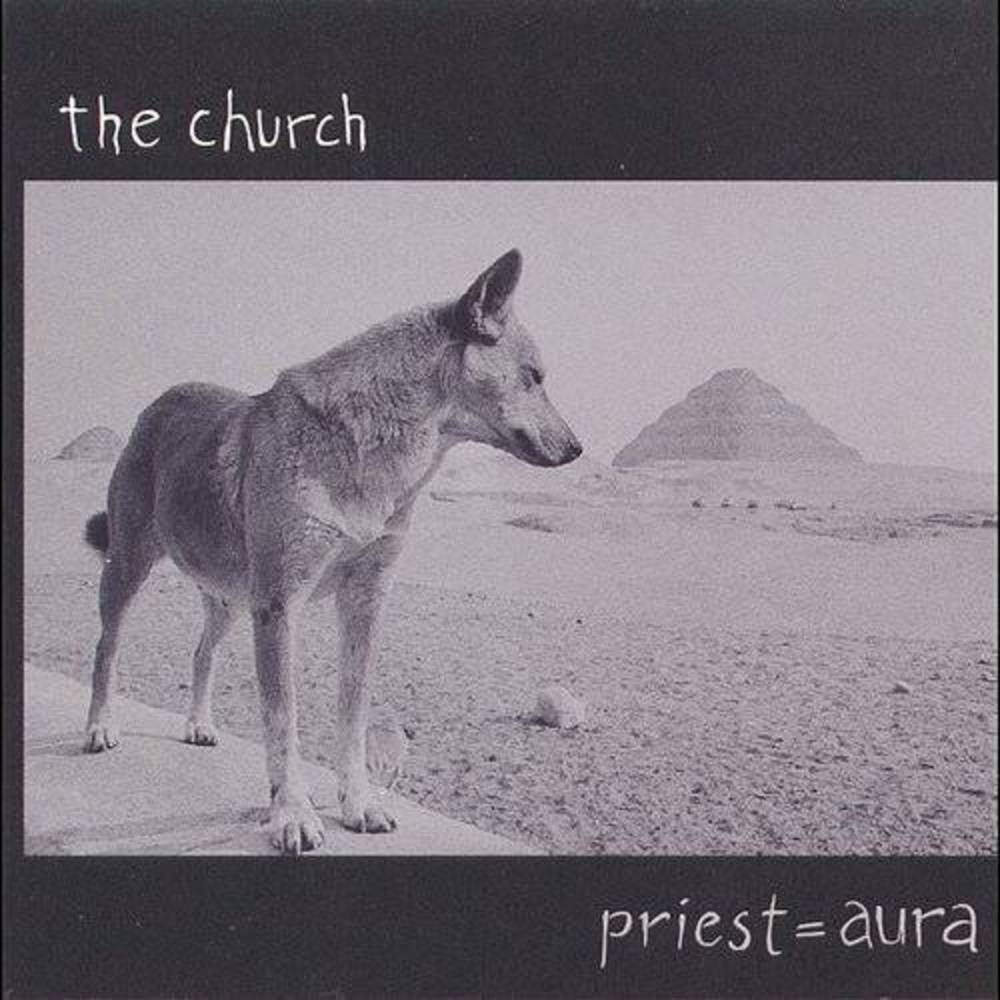 The Church - Priest = Aura [Limited 180-Gram White & Black Swirl Colored Vinyl]
