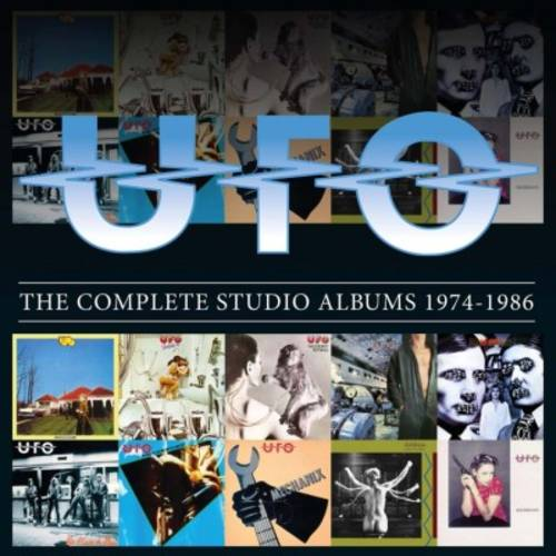 The Complete Studio Albums 1974-1986 [10CD]