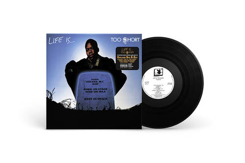 Too $hort - Life Is… Too $hort [LP]