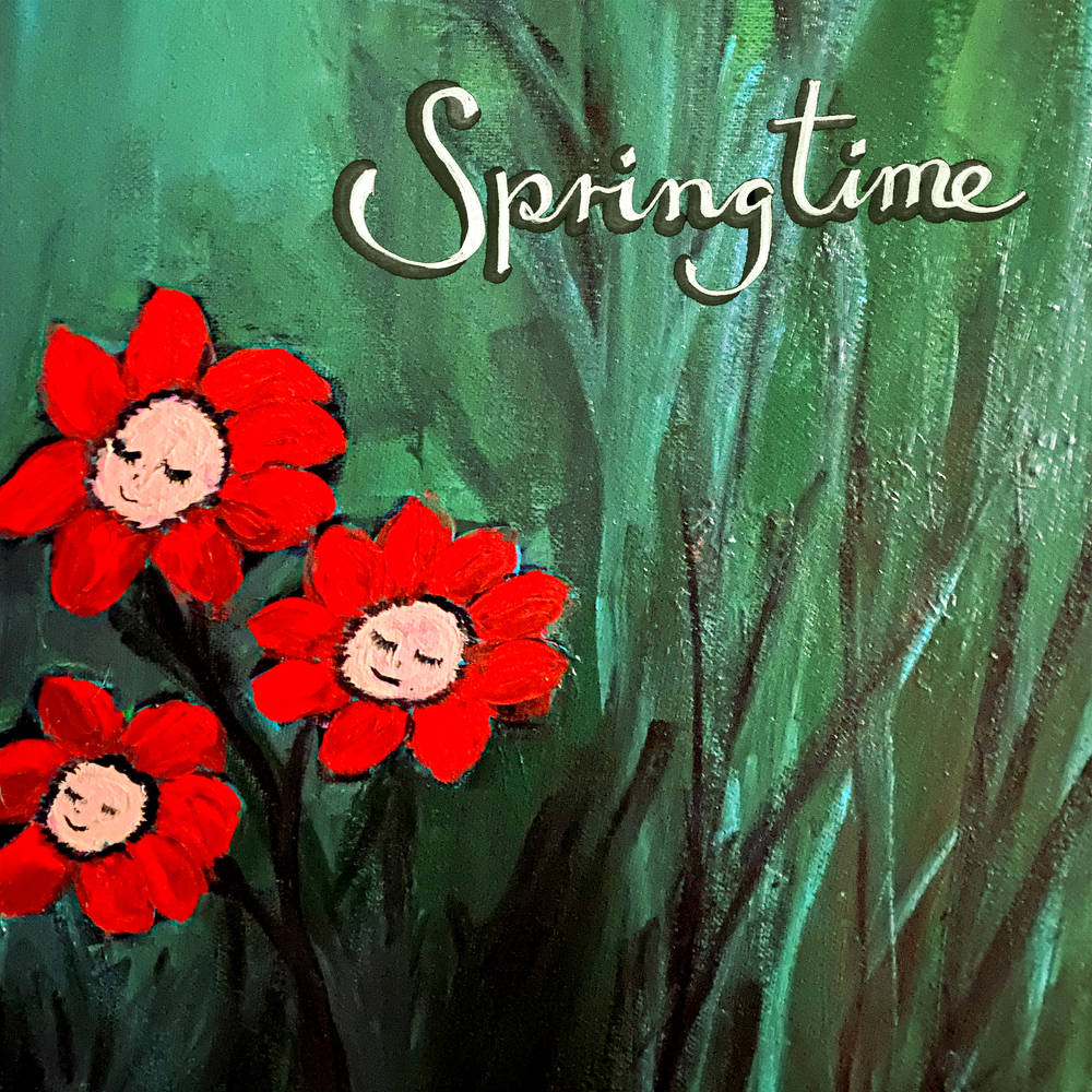 Springtime - Springtime [Clear LP]