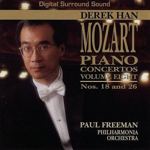 The Complete Mozart Piano Concertos, Vol.8