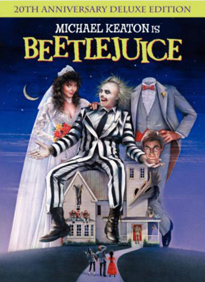 Beetlejuice [Movie] - Beetlejuice