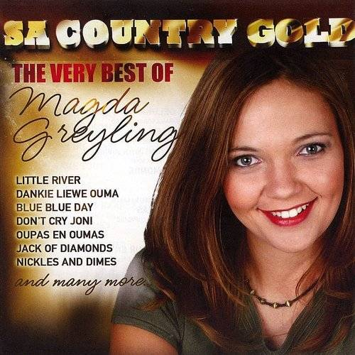 Sa Country Gold (The Very Best Of Magda Greyling)