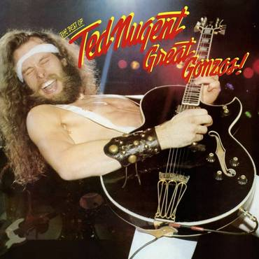 Great Gonzos: The Best Of Ted Nugent [Limited Edition Translucent Gold LP]