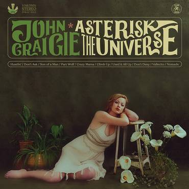 Asterisk the Universe [Indie Exclusive Limited Edition Opaque Green LP]