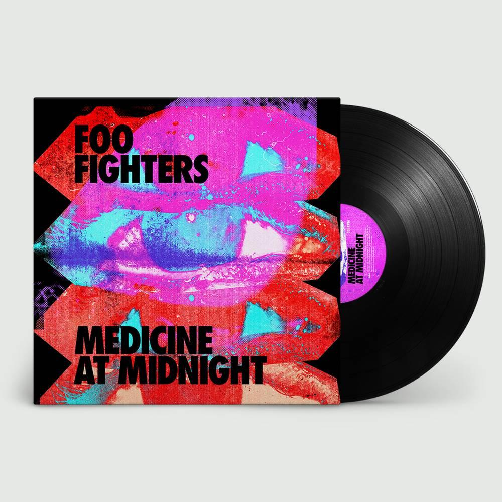 Foo Fighters - Medicine at Midnight [LP]