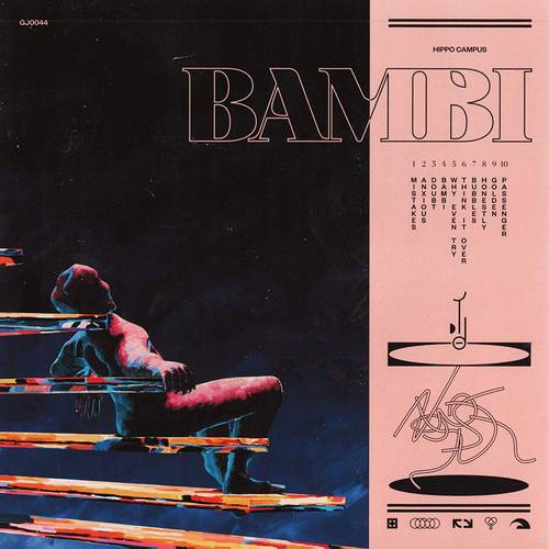 Bambi (Midwinter) [Swimming Pool Blue LP Edition]