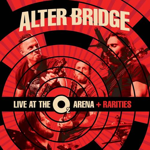 Live At The O2 Arena + Rarities [4LP White Vinyl]